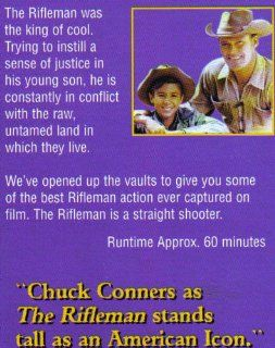 Rifleman [VHS]: Chuck Connors, Johnny Crawford, Paul Fix, Archie Butler, Joe Benson, Bill Quinn, Patricia Blair, Whitey Hughes, Joe Higgins, Joan Taylor, Harlan Warde, Hope Summers: Movies & TV