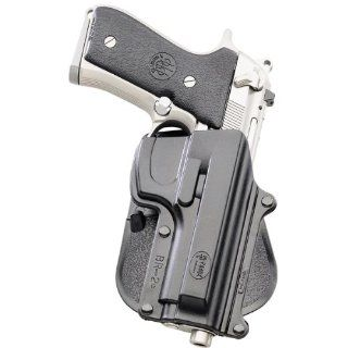 Fobus BR2 Beretta 92/96 (Except Brig & Elite) Paddle Holster Taurus 92/99/Cz 75B .40  Gun Holsters  Sports & Outdoors