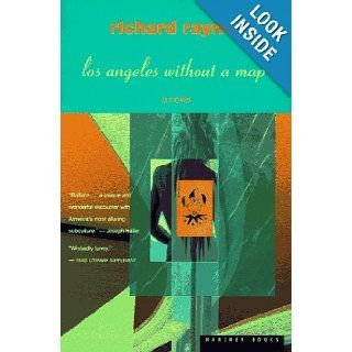 Los Angeles Without a Map A Love Story Richard Rayner 9780395838099 Books