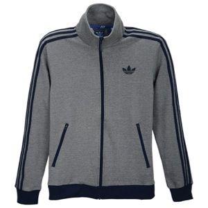 adidas Originals Firebird Full Zip Track Jacket   Mens   Casual   Clothing   Legend Ink