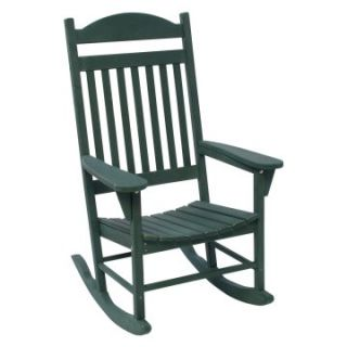 Great American Woodies Cottage Classic Traditional Rocker   Rocking Chairs