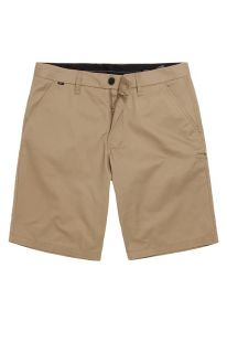 Mens Fox Shorts   Fox Essex Solid Chino Shorts