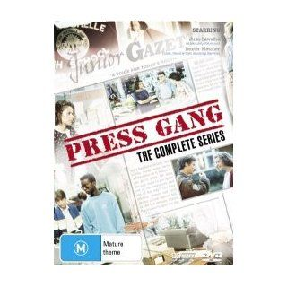 Press Gang: Complete Series: Dexter Fletcher, Lee Ross, Joanna Dukes, Julia Sawalha, Kelda Holmes, Lucy Benjamin, Mmoloki Chrystie, Paul Reynolds, Bob Spiers, CategoryArthouse, CategoryCultFilms, CategoryMiniSeries, CategoryUK, Press Gang   Complete Series