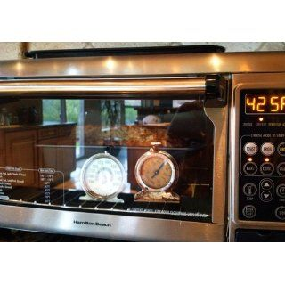 Hamilton Beach 31230 Set & Forget Toaster Oven with Convection Cooking Kitchen & Dining
