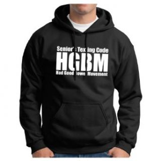 HGBM Had Good Bowel Movement Premium Hoodie Sweatshirt: Clothing