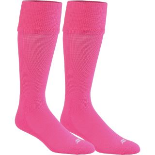SOF SOLE Youth All Sport Over The Calf Team Socks   2 Pack   Size: Small, Fluo