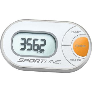 SPORTLINE 310 Qlip Any Wear Pedometer