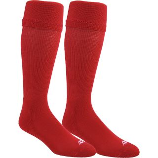 SOF SOLE Mens All Sport Over The Calf Team Socks   2 Pack   Size: Medium, Red