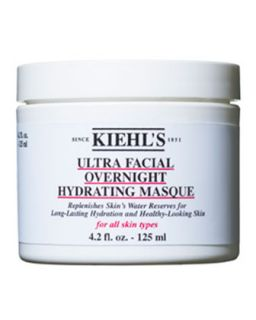 Ultra Facial Overnight Hydrating Masque, 125ml   Kiehls Since 1851