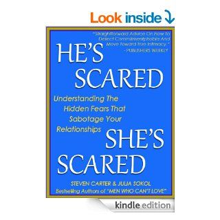 HE'S SCARED, SHE'S SCARED eBook: Steven Carter, Julia Sokol: Kindle Store