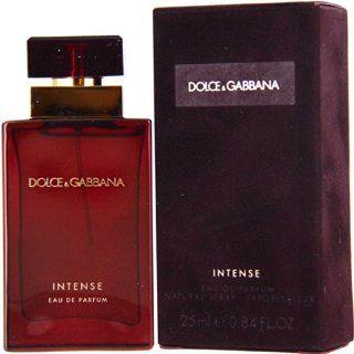 DOLCE & GABBANA Pour Femme Intense Eau de Parfum Spray, 0.84 Ounce : Eau De Parfums : Beauty