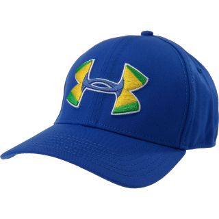 UNDER ARMOUR Mens Brazil Series Cap   Size L/xl, Royal