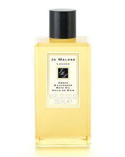 Amber & Lavender Bath Oil, 8.5 oz.   Jo Malone London   Lavender
