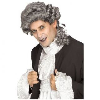 Thy Wicked Court Wig Costume Accessory: Clothing