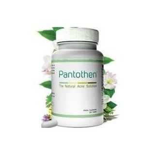 PANTOTHEN The natural acne solution   Oral Skin Care   zit, pimple, blemish, blackhead, treatment : Automobiles : Everything Else