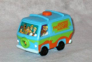 Burger King 2003 Scooby Doo 2 Monsters Unleashed Mystery Machine
