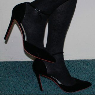 The Highest Heel Women's Sinful d'Orsey Pump: Shoes
