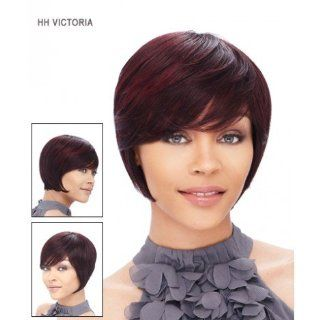 It's a Wig Human Hair Wig Victoria Color #4  Hair Replacement Wigs  Beauty