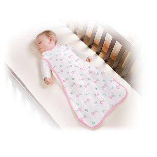 Summer Infant Swaddleme Muslin Sack, Apple And Pear : Nursery Swaddling Blankets : Baby