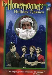 The Honeymooners   Holiday Classics: Jackie Gleason, Art Carney, Audrey Meadows, Joyce Randolph, Jack Lescoulie, George Petrie, Frank Marth, Eddie Hanley, Sammy Birch, Les Damon, John Gibson, Cliff Hall: Movies & TV