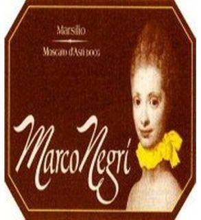 Marco Negri Moscato D'asti 750ML: Wine