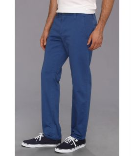 Dockers Mens Alpha Khaki Pant Mid Blue