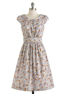 Emily and Fin Set Me Freesia Dress  Mod Retro Vintage Dresses