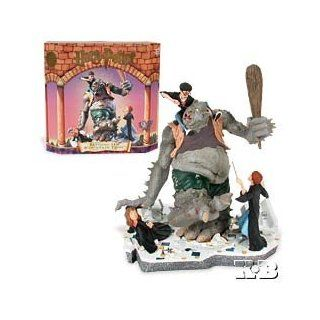 Harry Potter Battling The Mountain Troll Ltd Ed Statue: Everything Else