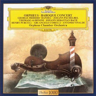 Orpheus Chamber Orchestra   Orpheus / Baroque Concert [Japan LTD CD] UCCG 5042: Music