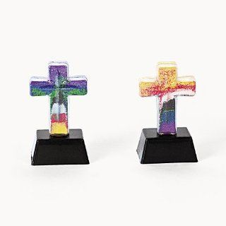 Colors Of Faith Sand Art Craft Kit (makes 12): Toys & Games