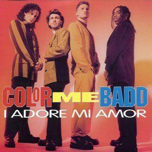 I Adore Mi Amor: Music