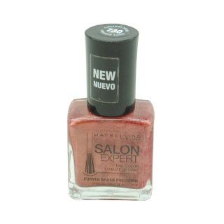 Maybelline SALON EXPERT Nail Polish #730 Cinnamon Suger: Health & Personal Care