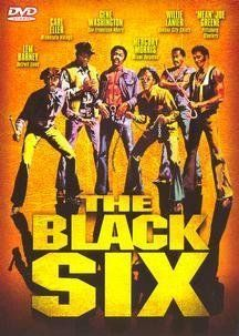"The Black Six: Lem Barney, Ben Davidson, Carl Eller, ""Mean"" Joe Greene, John Isenbarger, Willie Lanier, Rosaland Miles, Mercury Morris, Gene Washington, Maury Wills, Matt Cimber: Movies & TV"