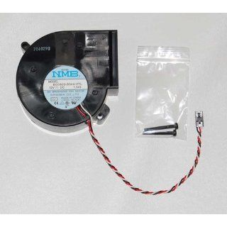 Genuine Dell 9G180 Blower Fan for OptiPlex GX260, GX270, GX60, GX240 and Dimension 4500C, 4600C. For small form factor and small desktop cases, not for towers. Identical fan models JMC/Datech Model DB9733 12HBTL DC 12V 1.35A and NMB Minebea Model BG0903804