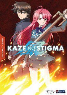 Kaze No Stigma, Vol. 2: Fire: Robert McCollum, Cherami Leigh, Chris Cason: Movies & TV