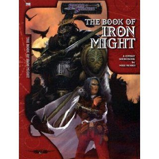 Book of Iron Might (Sword Sorcery) (9781588469809): Mike Mearls, Richard Thompson: Books