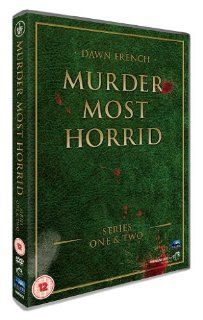 Murder Most Horrid (Series 1 & 2)   2 DVD Set ( Murder Most Horrid   Series One and Two ) [ NON USA FORMAT, PAL, Reg.2 Import   United Kingdom ]: Jim Carter, Philip Jackson, Dawn French, Paul Mark Elliott, Soo Drouet, Henry Naylor, Geoffrey McGivern, G