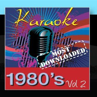 Karaoke   1980's   Most Downloaded Vol.2: Music
