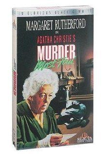 Murder Most Foul [VHS]: Margaret Rutherford, Ron Moody, Charles 'Bud' Tingwell, Andrew Cruickshank, Megs Jenkins, Ralph Michael, James Bolam, Stringer Davis, Francesca Annis, Pauline Jameson, Annette Kerr, Alison Seebohm, Desmond Dickinson, George