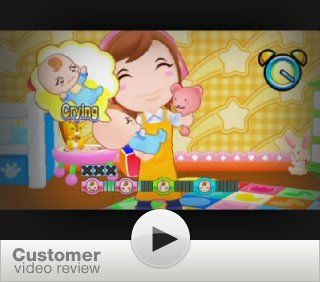Babysitting Mama   Nintendo Wii: Video Games