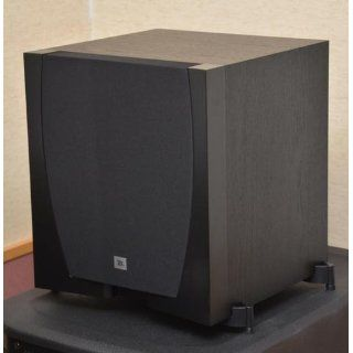JBL Studio 550P 10 Inch Powered Subwoofer: Electronics