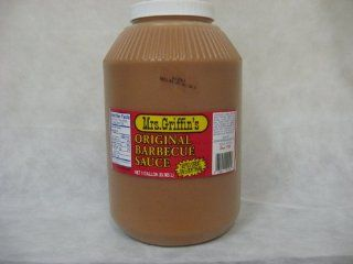 Mrs Griffin's Original Barbecue Sauce 1 Gal  Grocery & Gourmet Food