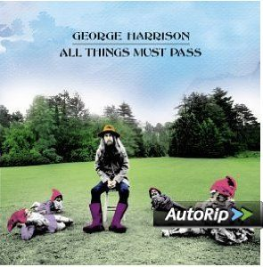 All Things Must Pass [DIGI PAK EDITION]: Music