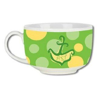 Alpha Sigma Tau   Cappuccino Mug : Everything Else