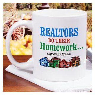 Realtors Homework Coffee Mug Kitchen & Dining