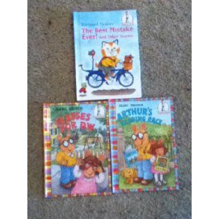 I Can Read All By Myself: Richard Scarry: The Best Mistake Ever! (And Other Stories) Arthur's Reading Race, Glasses for D.W. (I Can Read All By Myself Beginner Book): Marc Brown, Richard Scarry: Books
