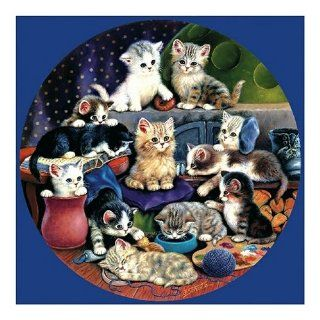 Playmates kittens cats Jigsaw Puzzle 1000pc Toys & Games