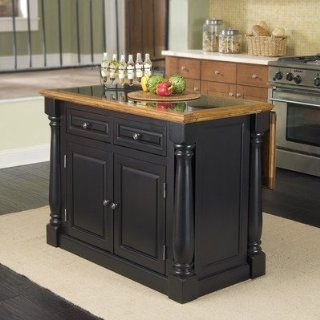 786245e0b6 ... Bundle 73 Monarch Kitchen Island with Granite Top (3 Pieces)  Home    Kitchen ...