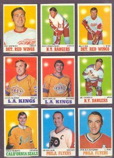 1970 Topps #25 Pete Stemkowski Rangers (Near Mint) at 's Sports Collectibles Store