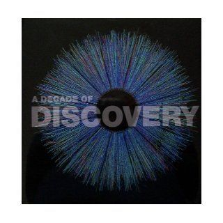 A Decade of Discovery[ 2008 ] U. S. Department of Energy (Front cover hundreds of particle tracks streaming from a collision of gold ions traveling near the speed of light in the STAR detector at Brookhaven Lab's Relativistic Heavy Ion Collider (RHIC)